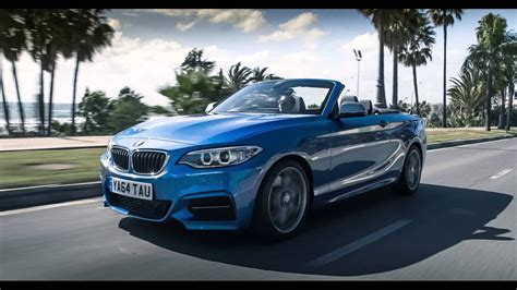 Bmw Zubehör 2er Cabrio by Bmw M235i Cabrio 2015 2er F23 In Estorilblau