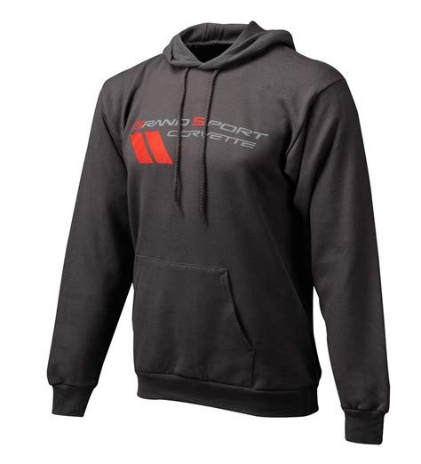 corvette sweatshirt c6 corvette 2010 2013 varsity hooded grand sport logo