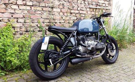 Motorrad Sitzbank Netz by Bmw Caferacer Umbau