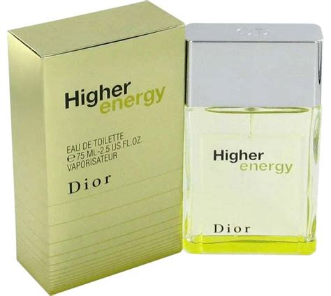 Parfum Higher higher energy cologne for by christian