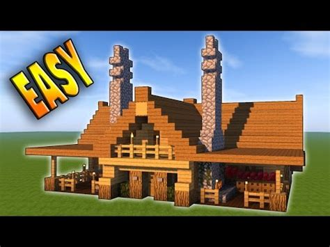 minecraft survival house tutorial minecraft how to build the ultimate survival house tutorial minecraft project