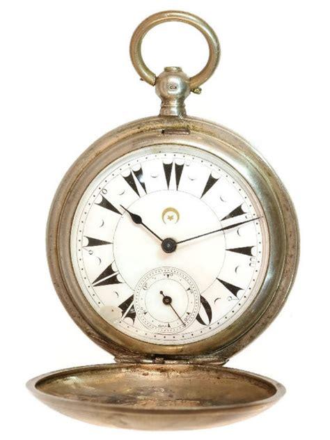 ottoman watch antique silver ottoman pocket watch switzerland 1900