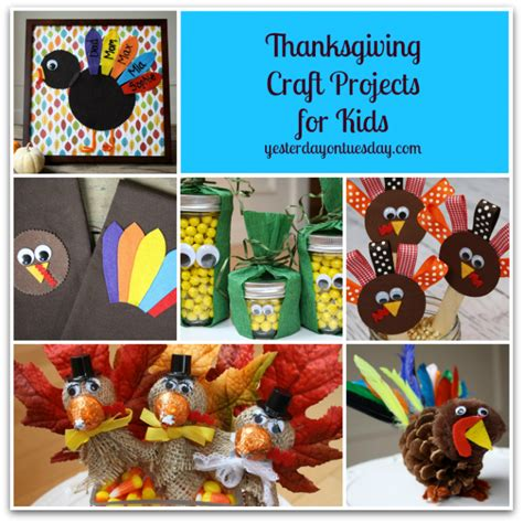 thanksgiving craft projects for thanksgiving craft projects for yesterday on tuesday