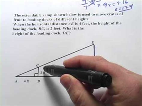 proofs involving similar triangles worksheet answers