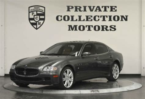 online car repair manuals free 2006 maserati quattroporte electronic throttle control service manual how to repair center console 1986 maserati quattroporte find used 2006