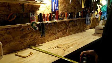 organize  tools  build  spacious garage