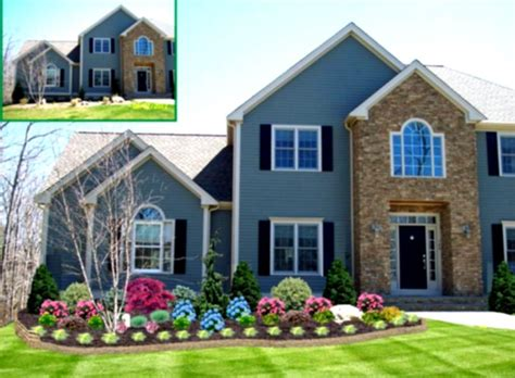 low maintenance landscaping ideas house home ideas simple landscaping ideas for around the house low