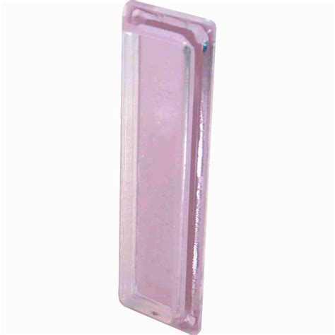 Adhesive Door Handles - prime line clear acrylic self adhesive medicine cabinet