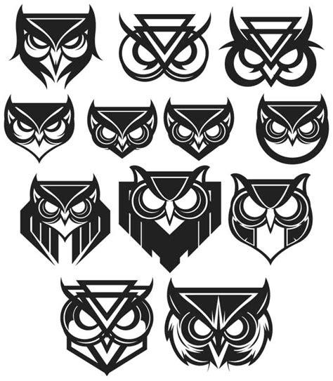 owl tattoo minimalist owl designs from http www legacyofdefeat com