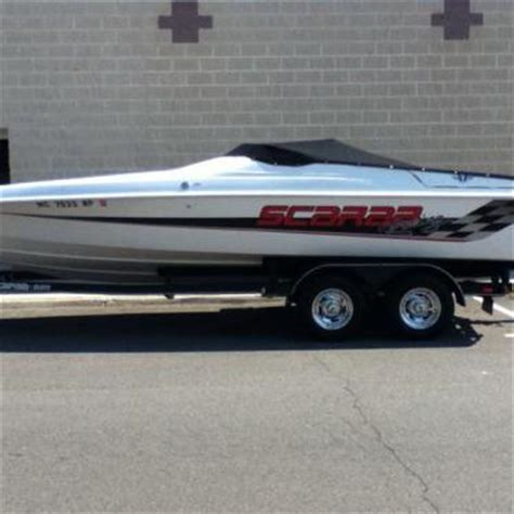 wellcraft scarab racing boats wellcraft scarab 22ft racing boat trailer clean sharp