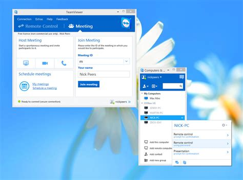 teamviewer 10 free download filehippo registered version image gallery teamviewer 10