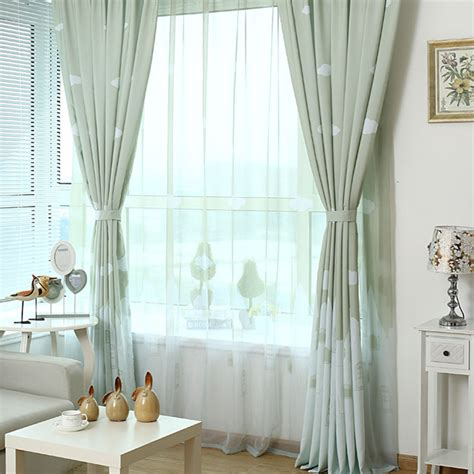 cheap bedroom curtains cheap country curtains green for bedroom