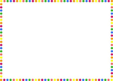 dot pattern border diamond border design google search clipart