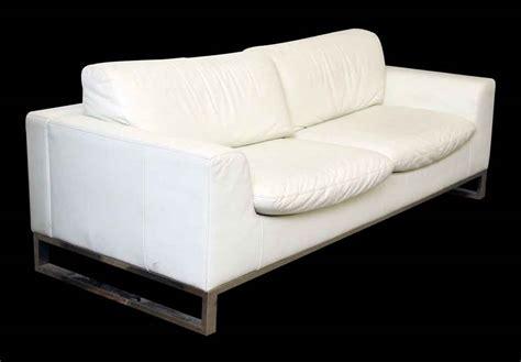 white vintage sofa white modern style vintage sofa olde good things
