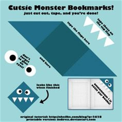 make a bookmark template 1000 ideas about bookmark on corner