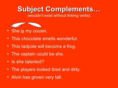 complementation patterns english verbs action helping and linking verbs complements