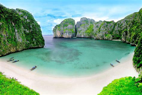 phi phi island phi phi islands by speed boat koh bay