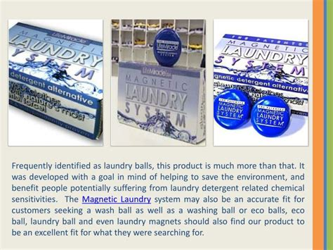 magnetic laundry system powerpoint id