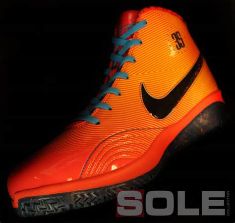 Gamis Roorie 1 nike zoom kd1 rookie sophomore sole collector