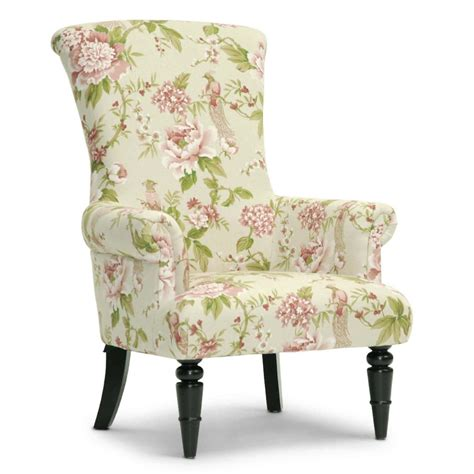Floral Armchair by 10 Gorgeous Floral Loveseats And Floral Chairs For Your Home