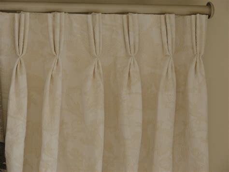 how to make french pleat drapes curtain headings thread of scarlet