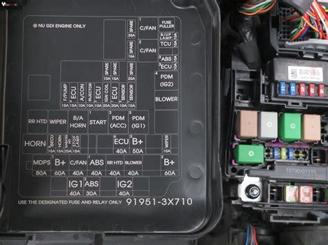 2013 hyundai elantra check engine light reset 2011 2016 hyundai elantra fuse list location