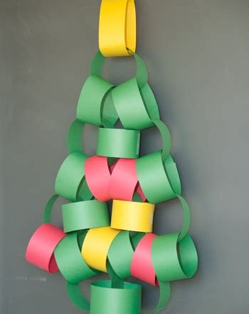 xmas tree activity out of construction paper how to make paper trees activity education