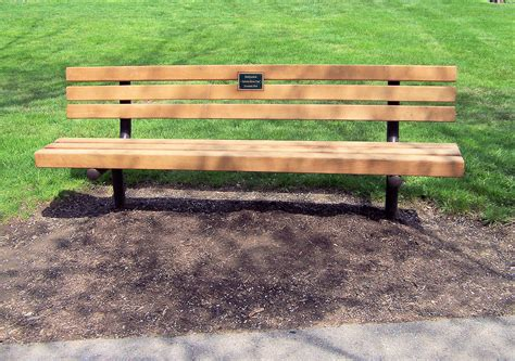 a park bench park bench free stock photo public domain pictures