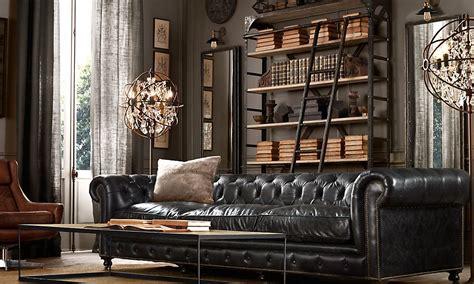 restoration hardware living room furniture rooms restoration hardware