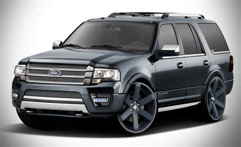 2016 Ford Expedition Prices Reviews 2016 Ford Expedition Changes Redesign Release Date Price