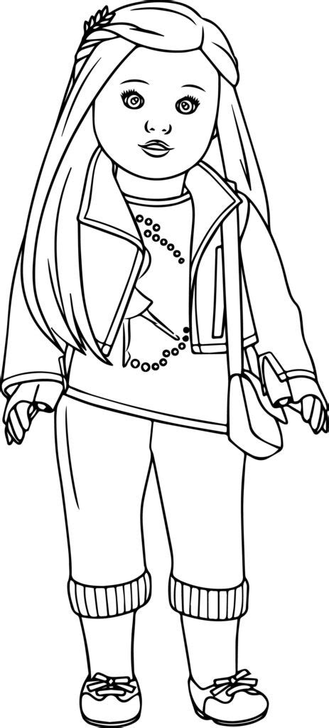 coloring pages of girl basketball players coloring pages american girl doll coloring pages