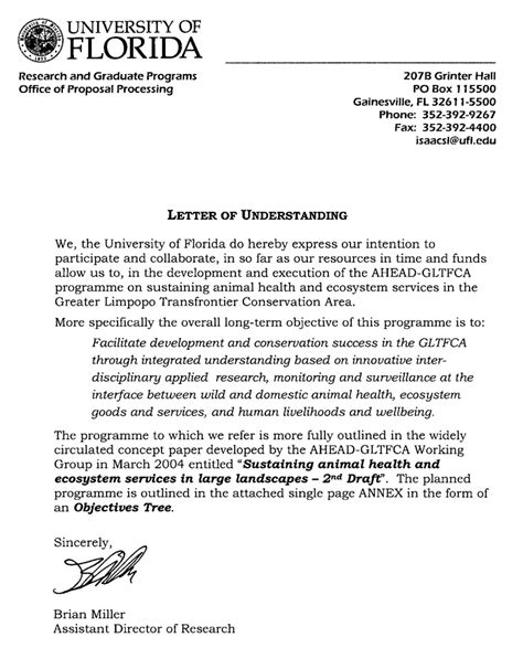 Monsters Acceptance Letter Pdf Ahead Gltfca Letters Of Understanding