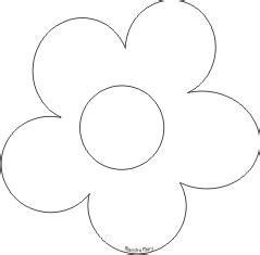 sagoma fiore sagome e disegni di pasqua sagome pasqua e fiore