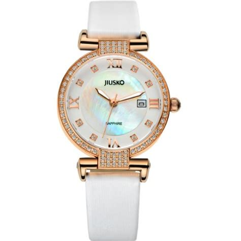 Bonia B907s Shappire Wh For jiusko s 133srg0101 analog display quartz white