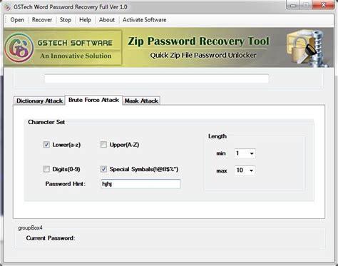 best zip password unlocker 10 best softwares images on software recovery