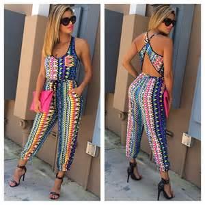 colorful jumpsuit colorful jumpsuits for fashion ql