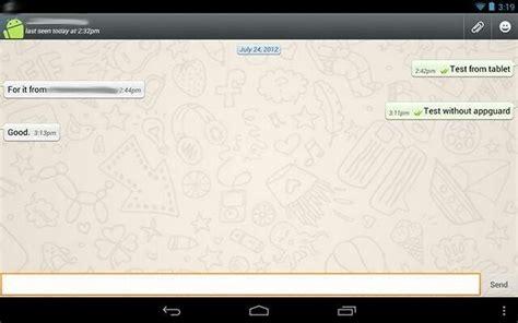 whatsapp wallpaper number how to install the whatsapp messenger onto your nexus 7