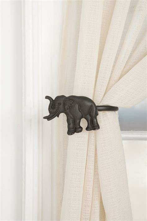 curtain tie backs urban outfitters elephant curtain tie back urban outfitters