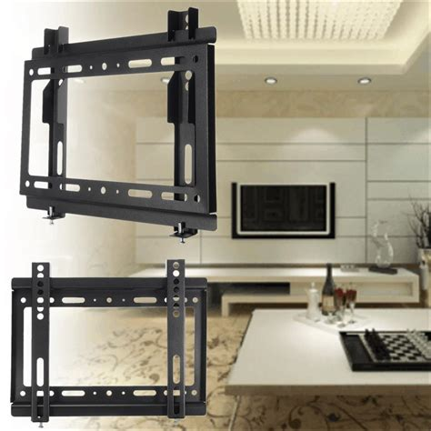 Tv Lcd Led 14 Inch universal 14 42 inch lcd led plasma tilt tv wall mount stand flat panel bracket alex nld