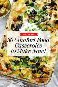 comfort food casseroles easy comfort food recipes