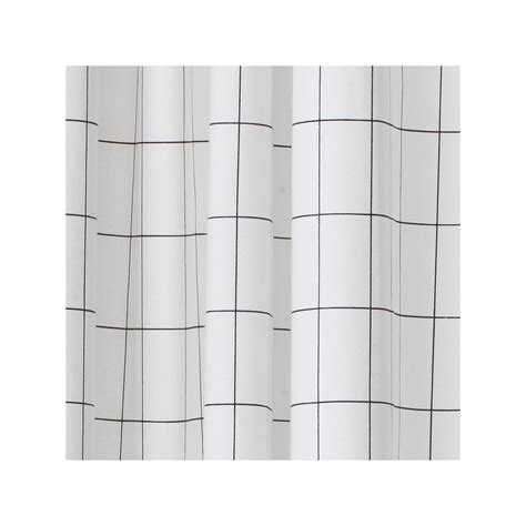 grid shower curtain ferm living grid shower curtain finnish design shop