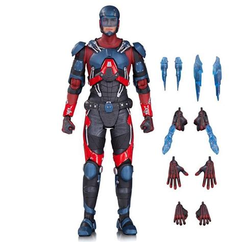 Dc Figure dc collectibles tv legends of tomorrow atom six inch figure