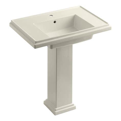 30 inch pedestal kohler k 2845 1 96 tresham 30 inch pedestal bathroom sink