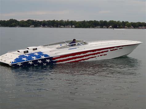 boat loans buffalo ny 2003 fountain 47 lightning power boat for sale www