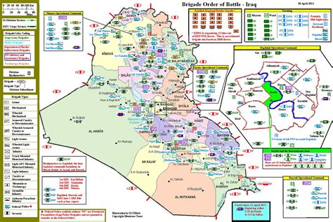 map of us bases in america map of iraq us bases iraqbdeoob3 110430 jpg