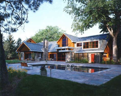 Modern Country Home Plans | modern country homes 187 modern home designs