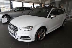 Audi S3 Sportback 2017 Audi S3 S3 Sportback Quattro Auto Cars For Sale In