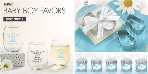 Giveaways Ideas For Baby Shower - baby shower favor ideas boy wblqual com