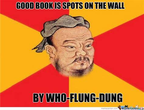 Confucius Says Meme - best confucius quotes memes quotesgram