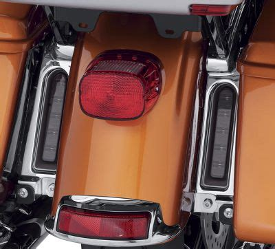 electra glo™ keystone auxiliary led run/brake/turn lamps